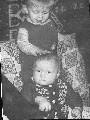 С братом Антоном (двоюрдным)