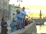 По узким улочкам Петербурга