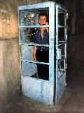 Последняя телефонная будка России